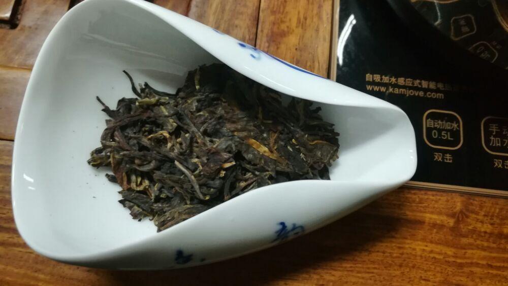 中国茶艺公选课 与普洱生茶的相遇