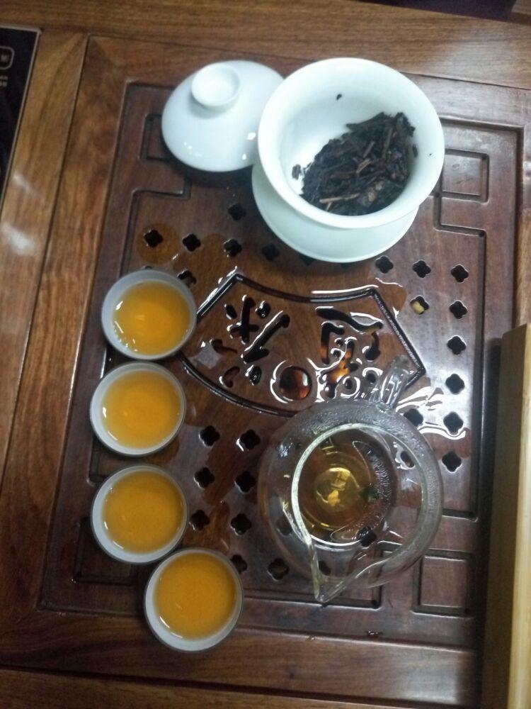 中国茶艺公选课——六堡茶