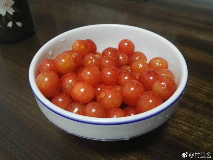 【竹里舍·草木】20180424 红了樱桃