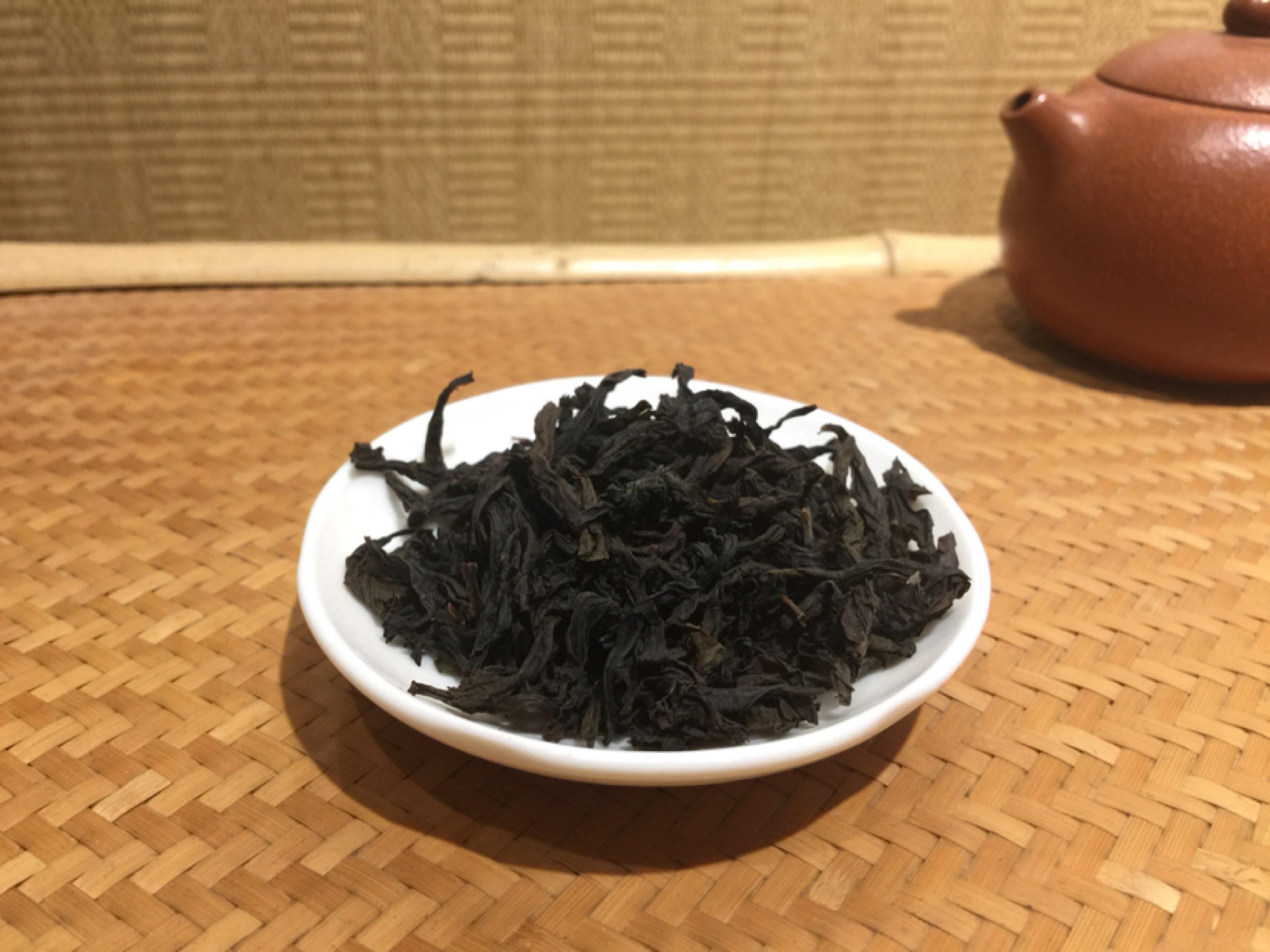 【盲品帖】武夷岩茶(一)