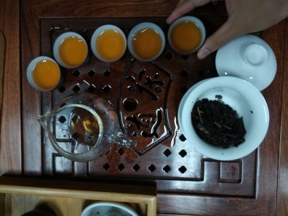 中国茶艺公选课——四川藏茶