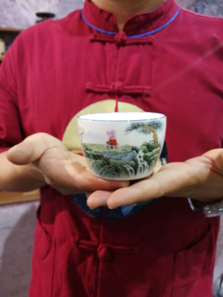 一款红遍大江南北的杯子