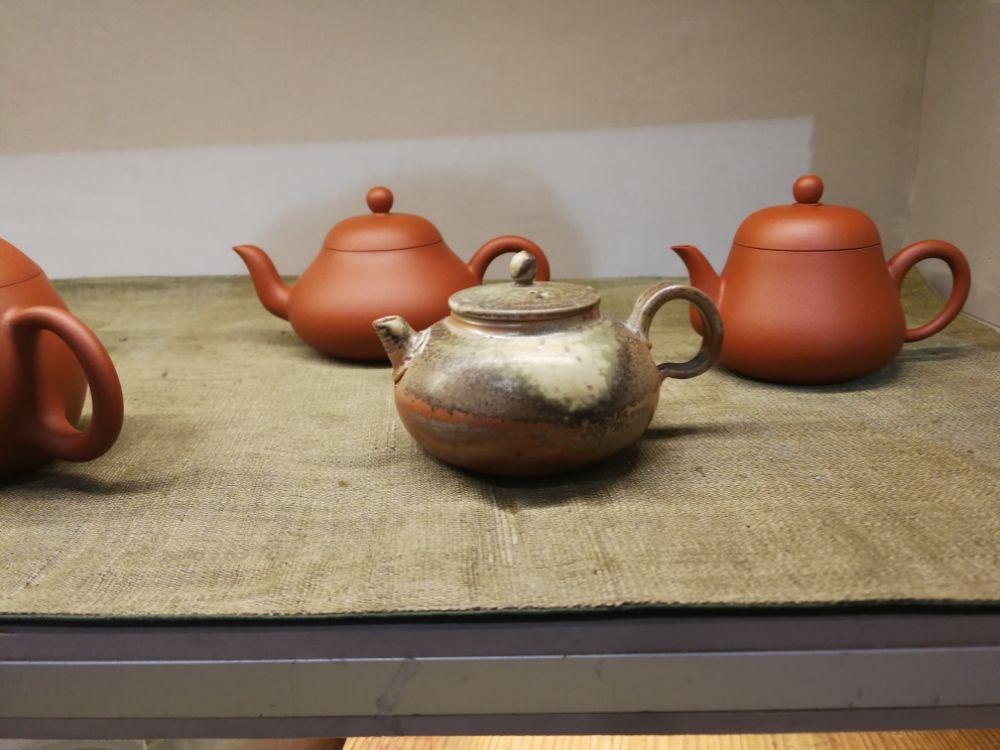 柴烧乃一种非常古老的烧窑技艺