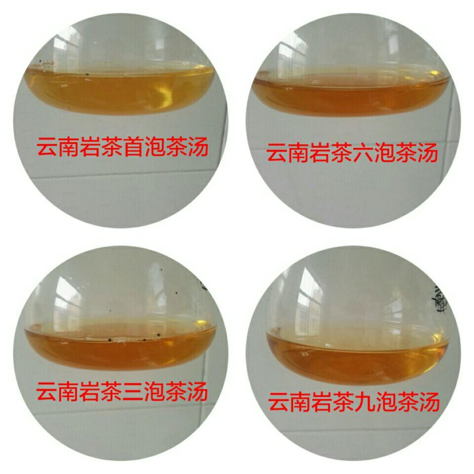 云南岩茶~普洱茶