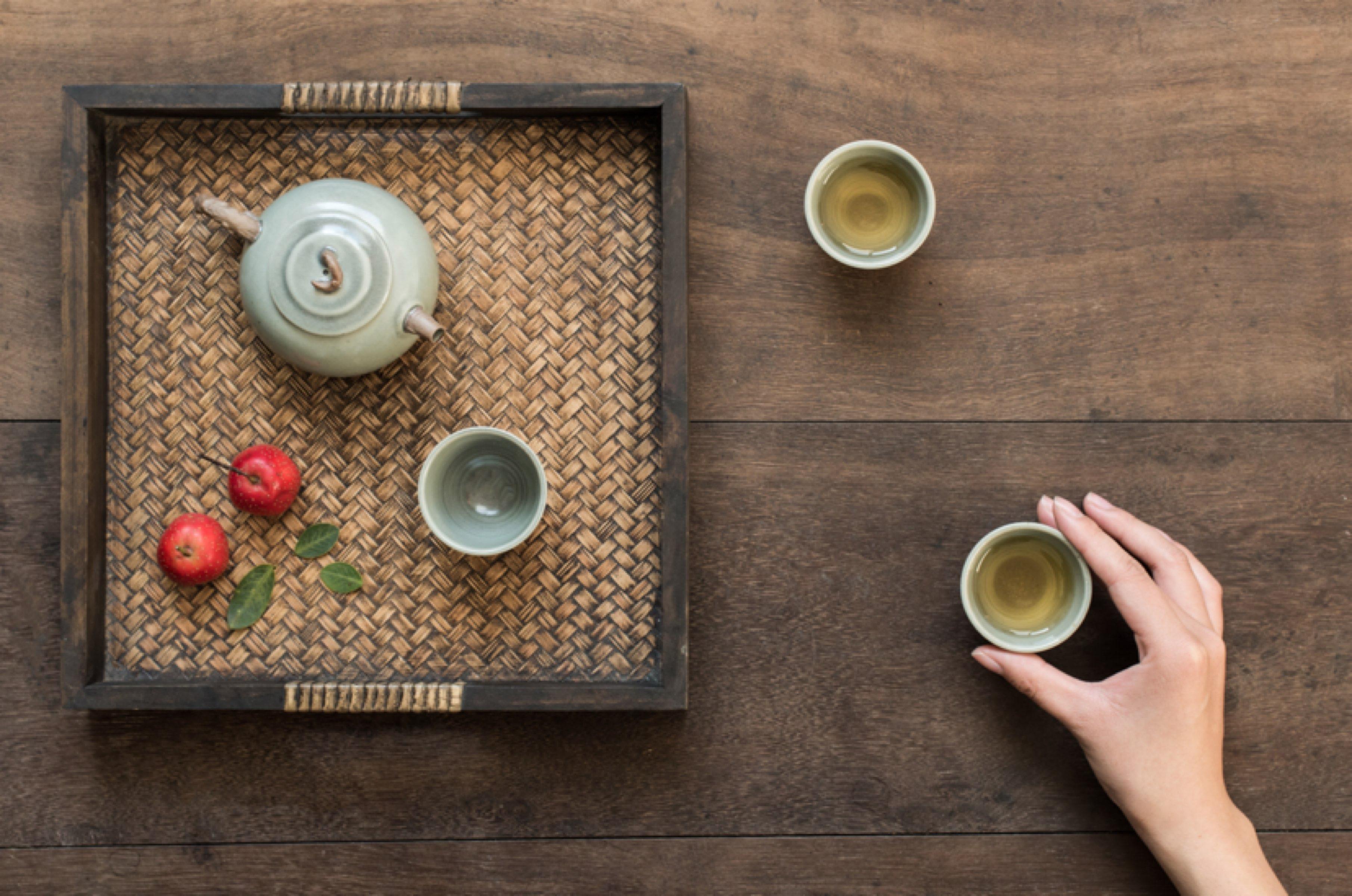 公益茶培训