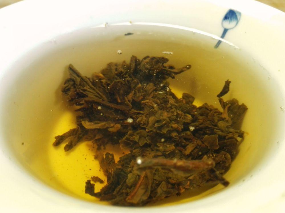 【品鉴官·金花普洱茶】有待时间考验的金花普洱茶