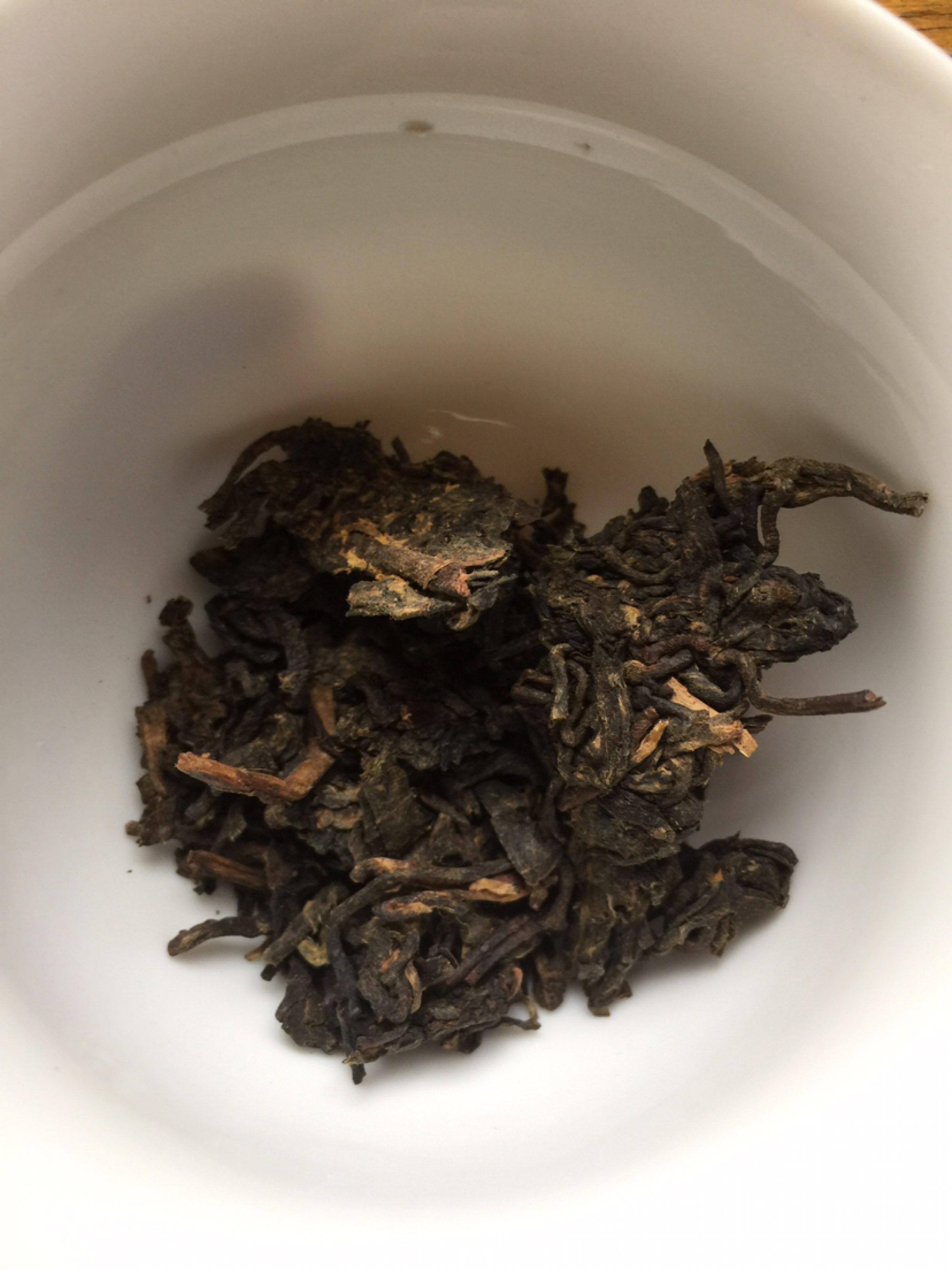 【品鉴官·金花普洱茶】