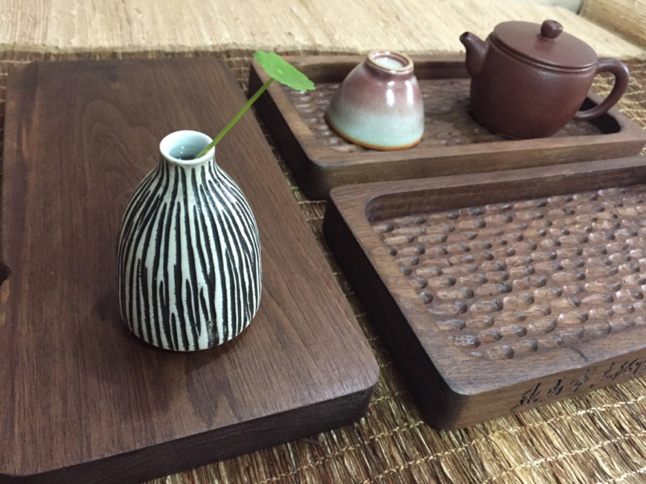 物是靜物 器是雅器 茶是媒介
