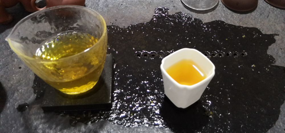 【晒茶】永春佛手茶