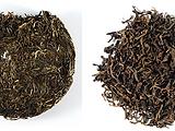 普洱的生茶气质VS熟茶气质