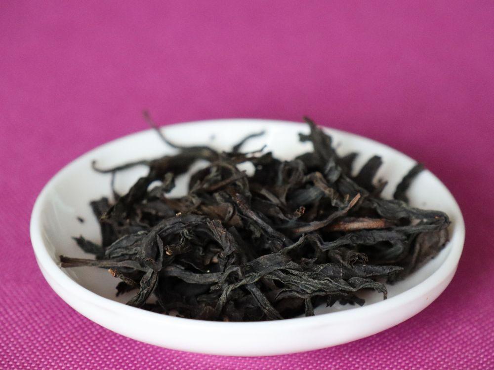 武夷红茶的骨气