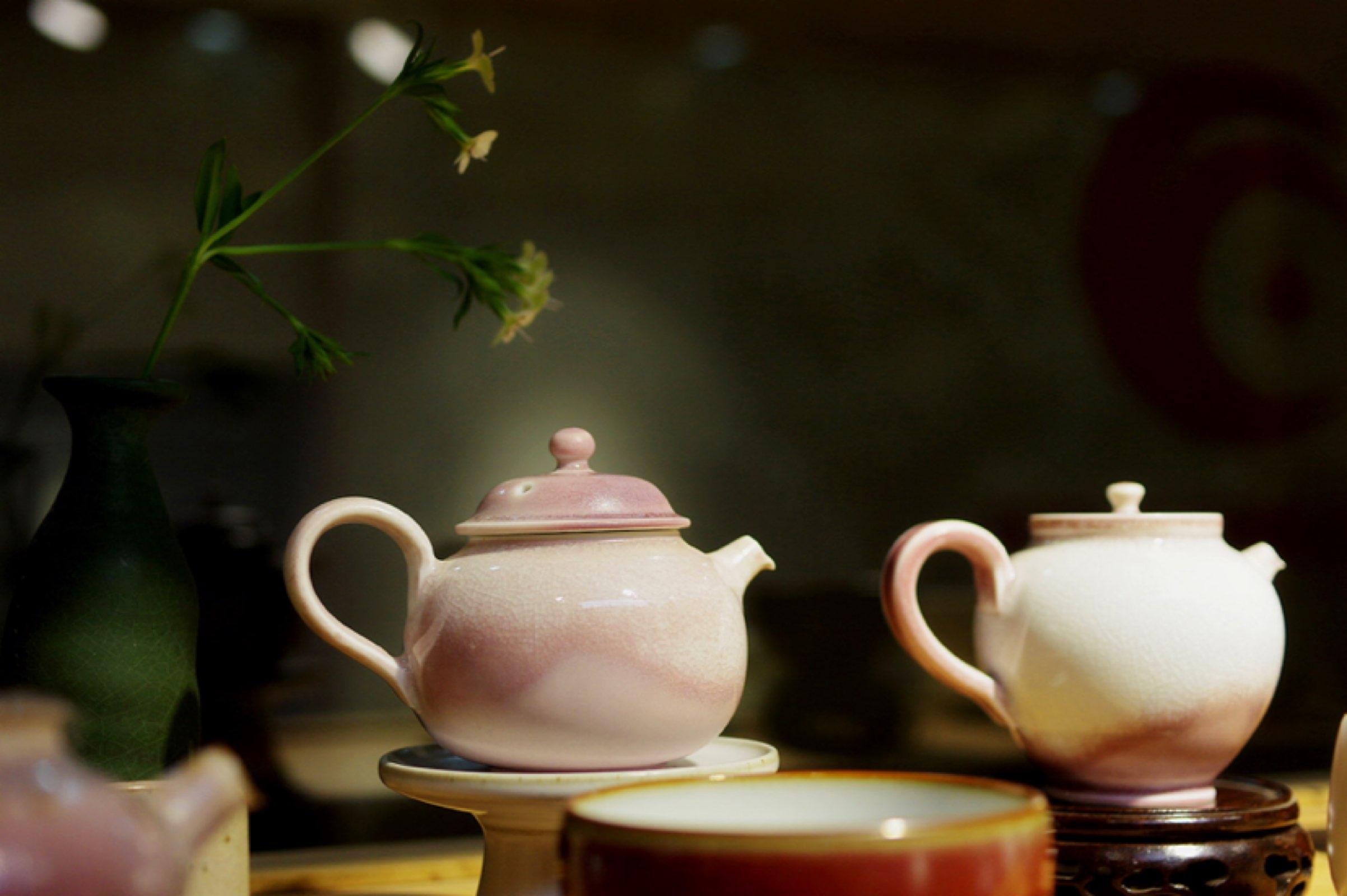 【制茶。造物】美物抵心。茶器分享、自在眼缘。