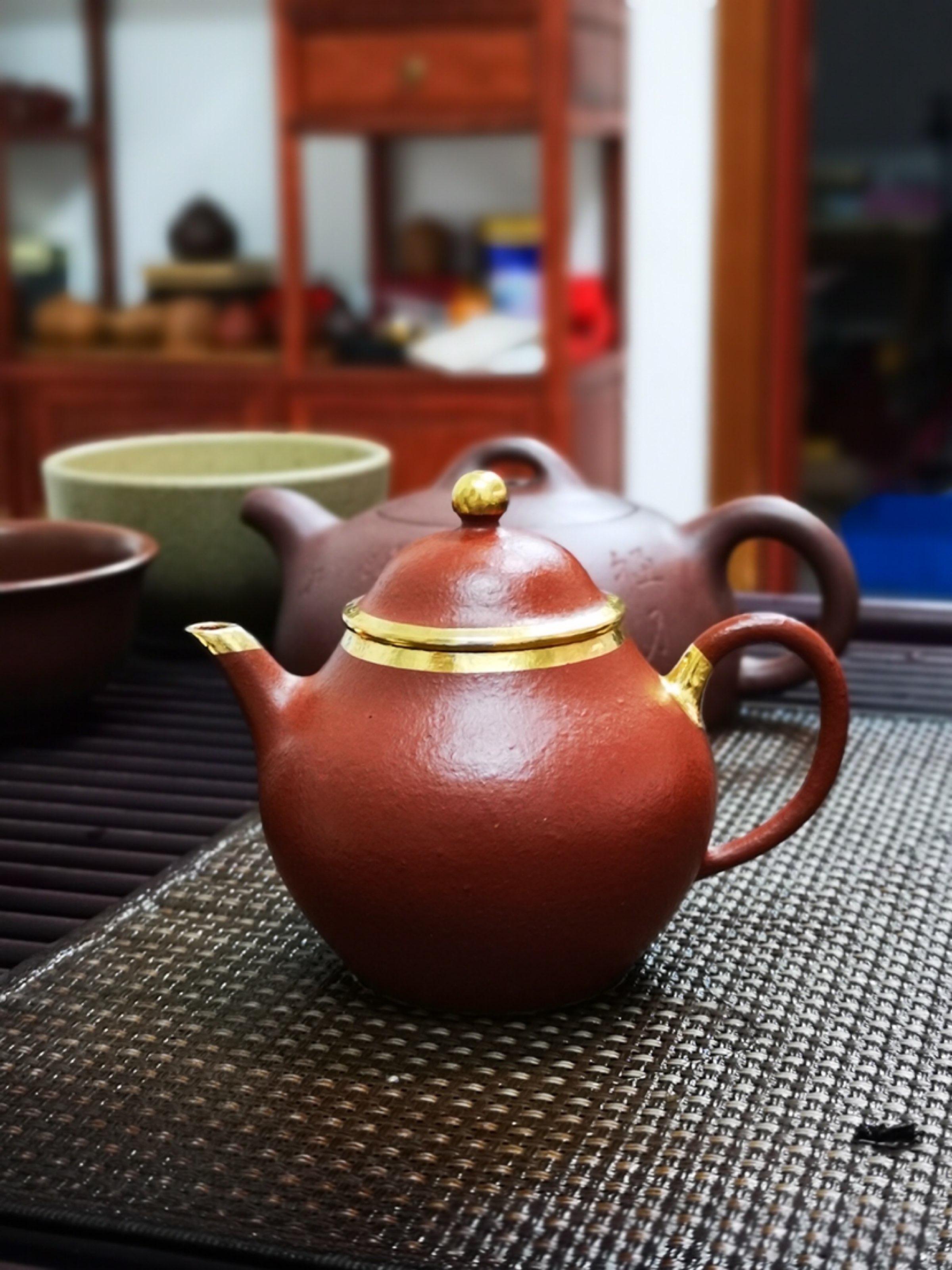 岩茶首选的发茶专用器型