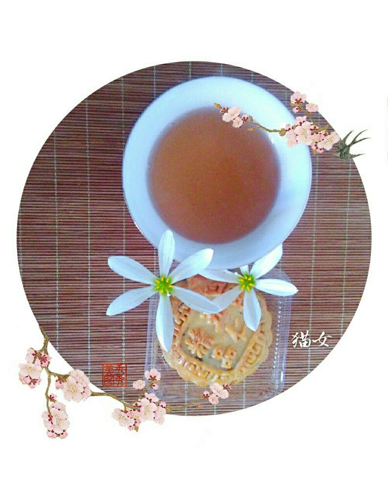 《晒茶记》☕茶化石
