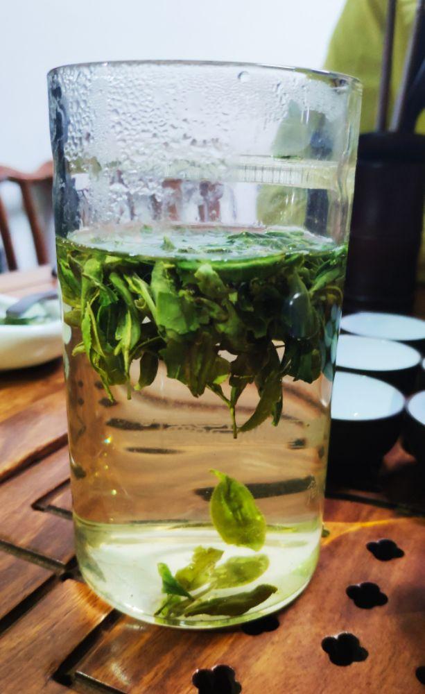 中国茶艺公选课——喜品西湖龙井