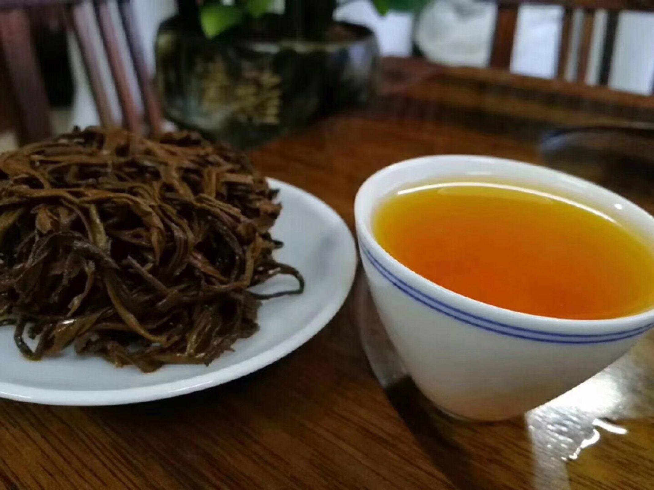 今日推荐:一款外型与香气口感并重的红茶