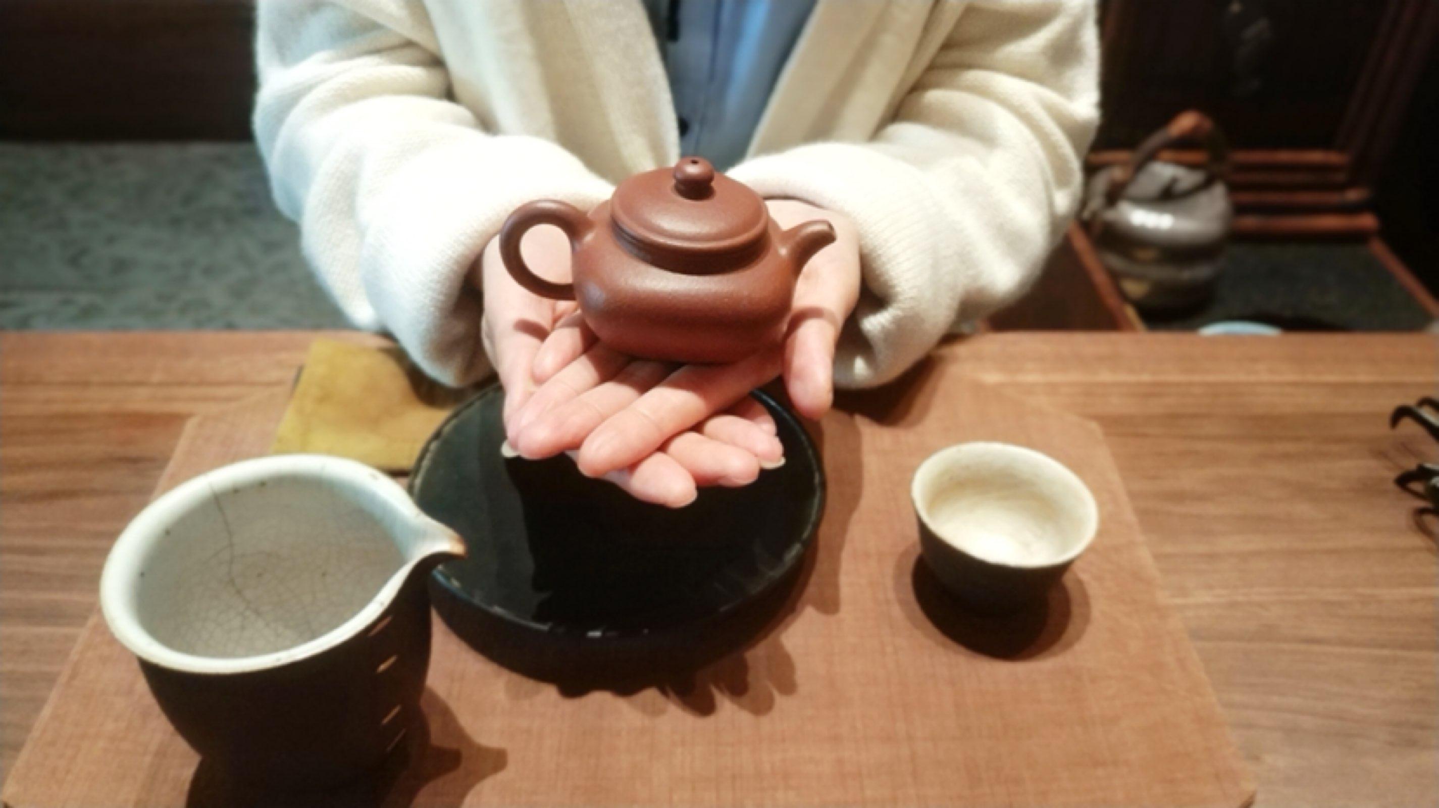 茶中之巨大的平静