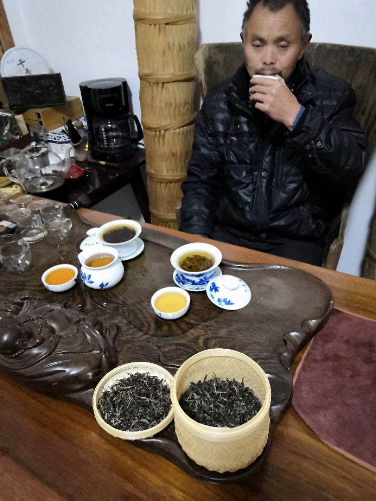 安化红茶,安化黑茶特级天尖