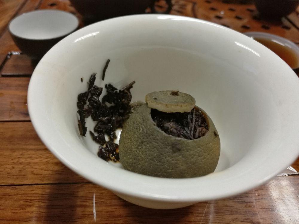 中国茶艺公选课:你是我的小青柑