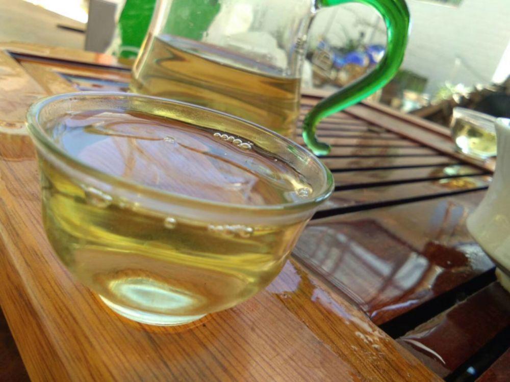 冰岛古树 小鲁手工茶