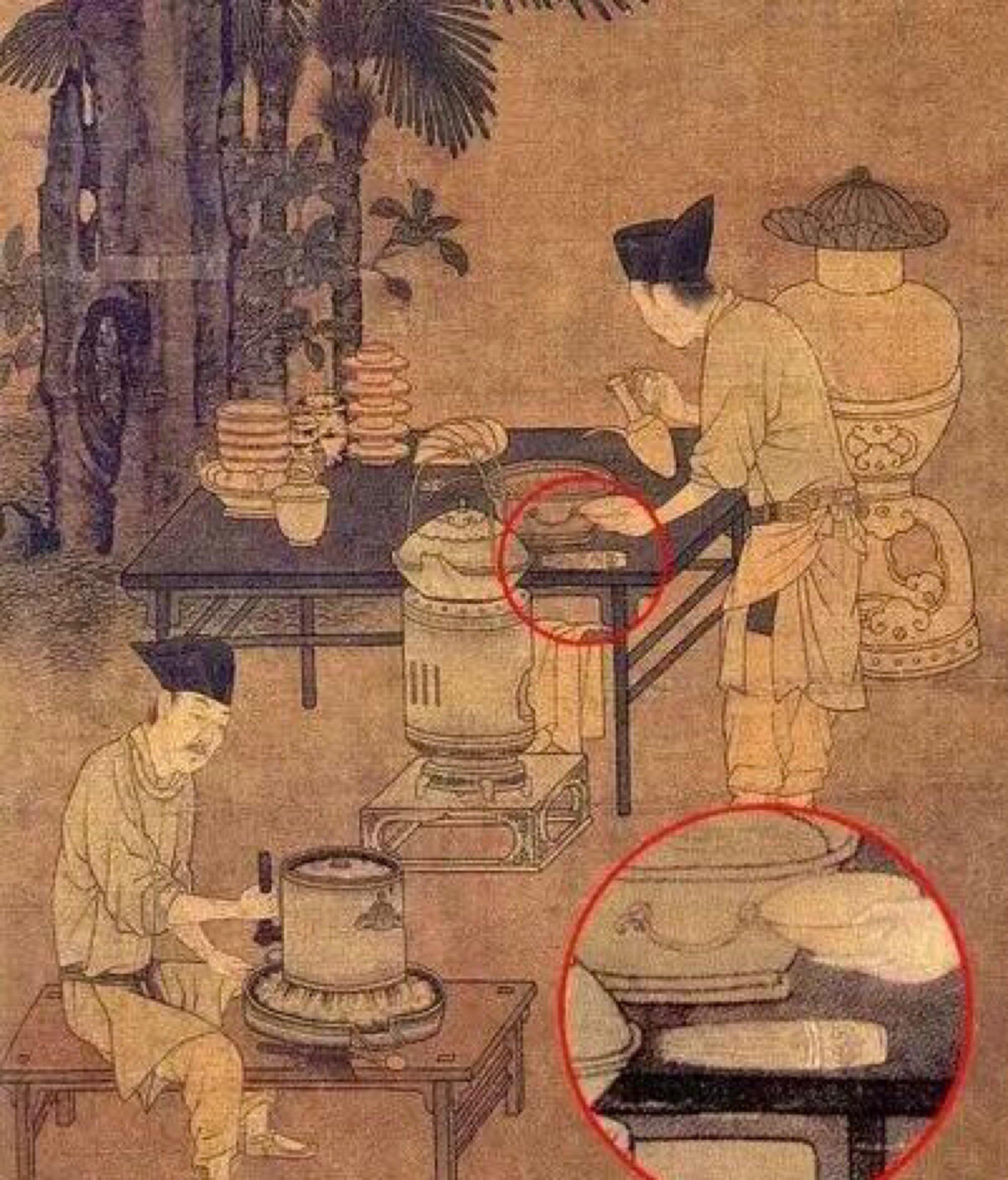 宋代点茶器具的演变(一 )
