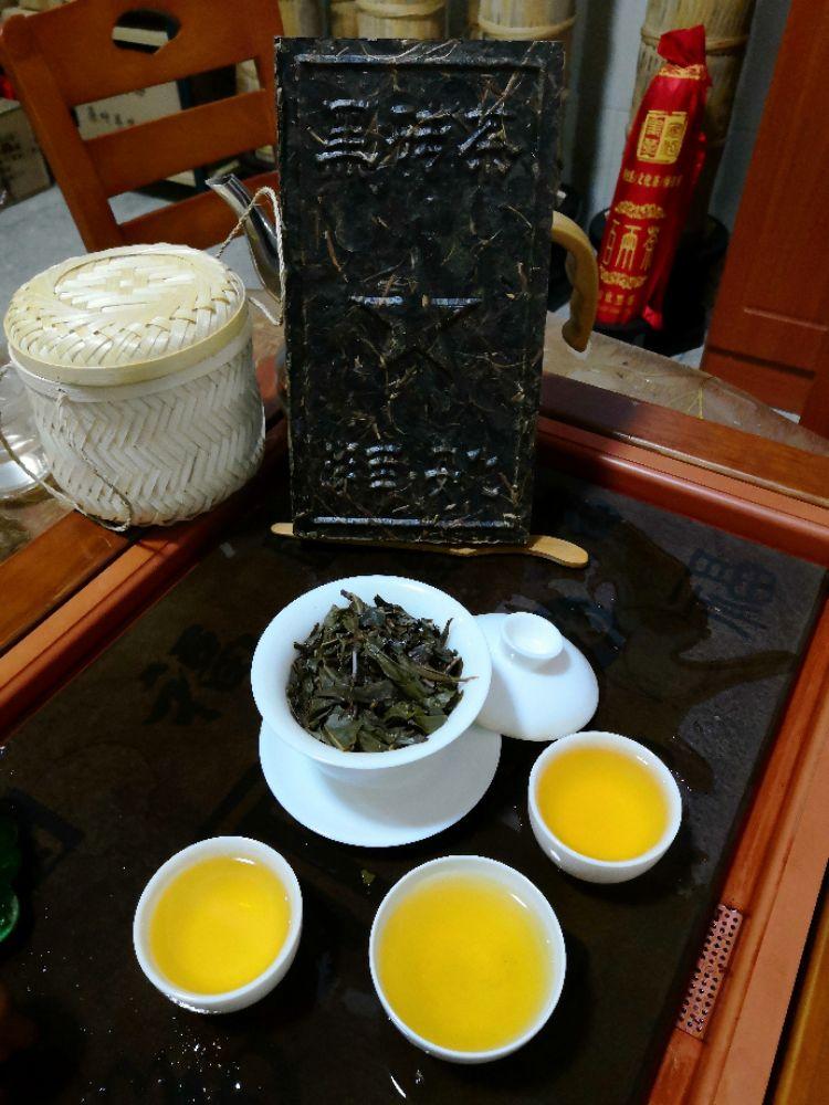 安化黑茶之农家黑砖
