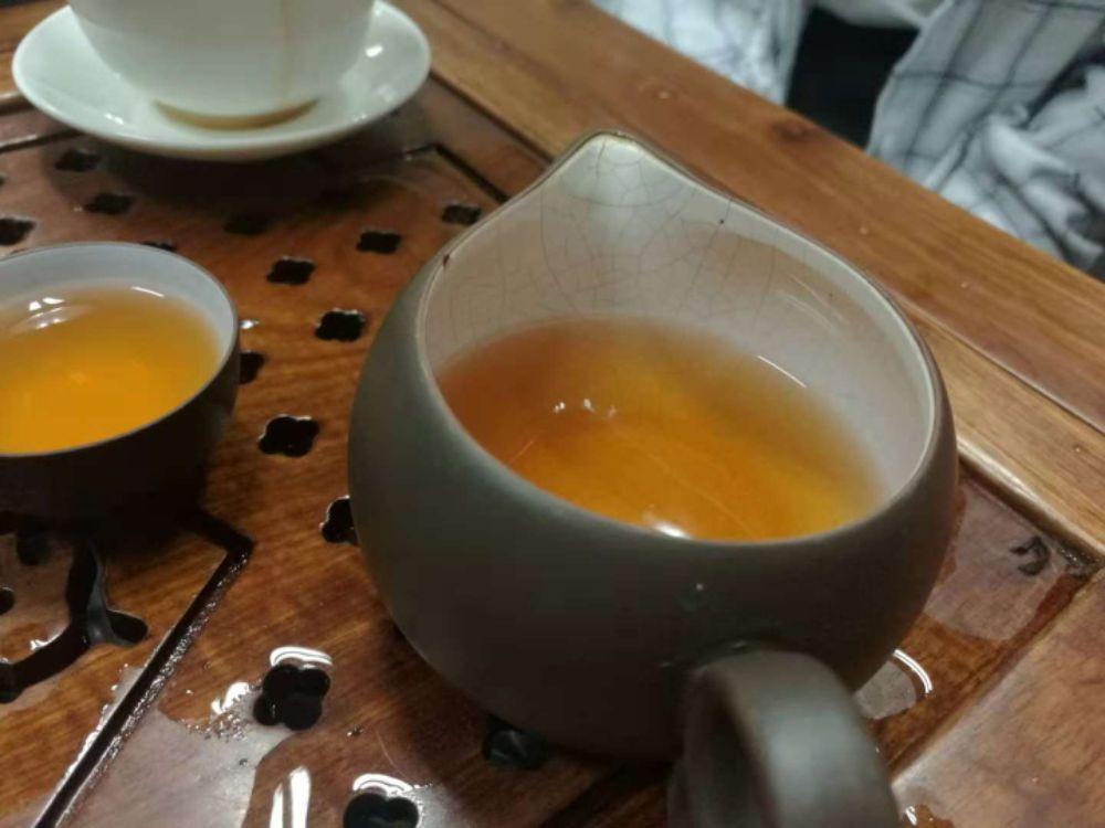 中国茶艺课_回味小青柑