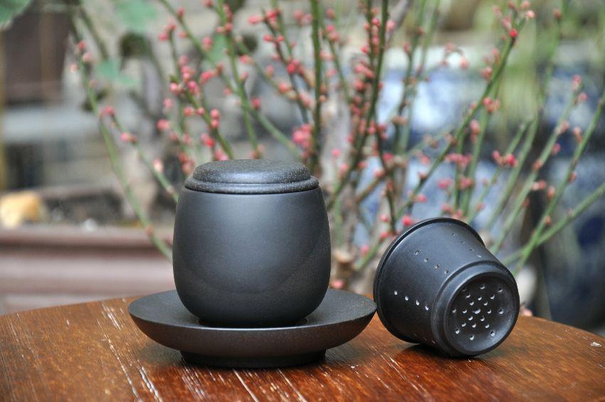 《茶宝》 壶、公道杯、茶漏、主人杯四合一