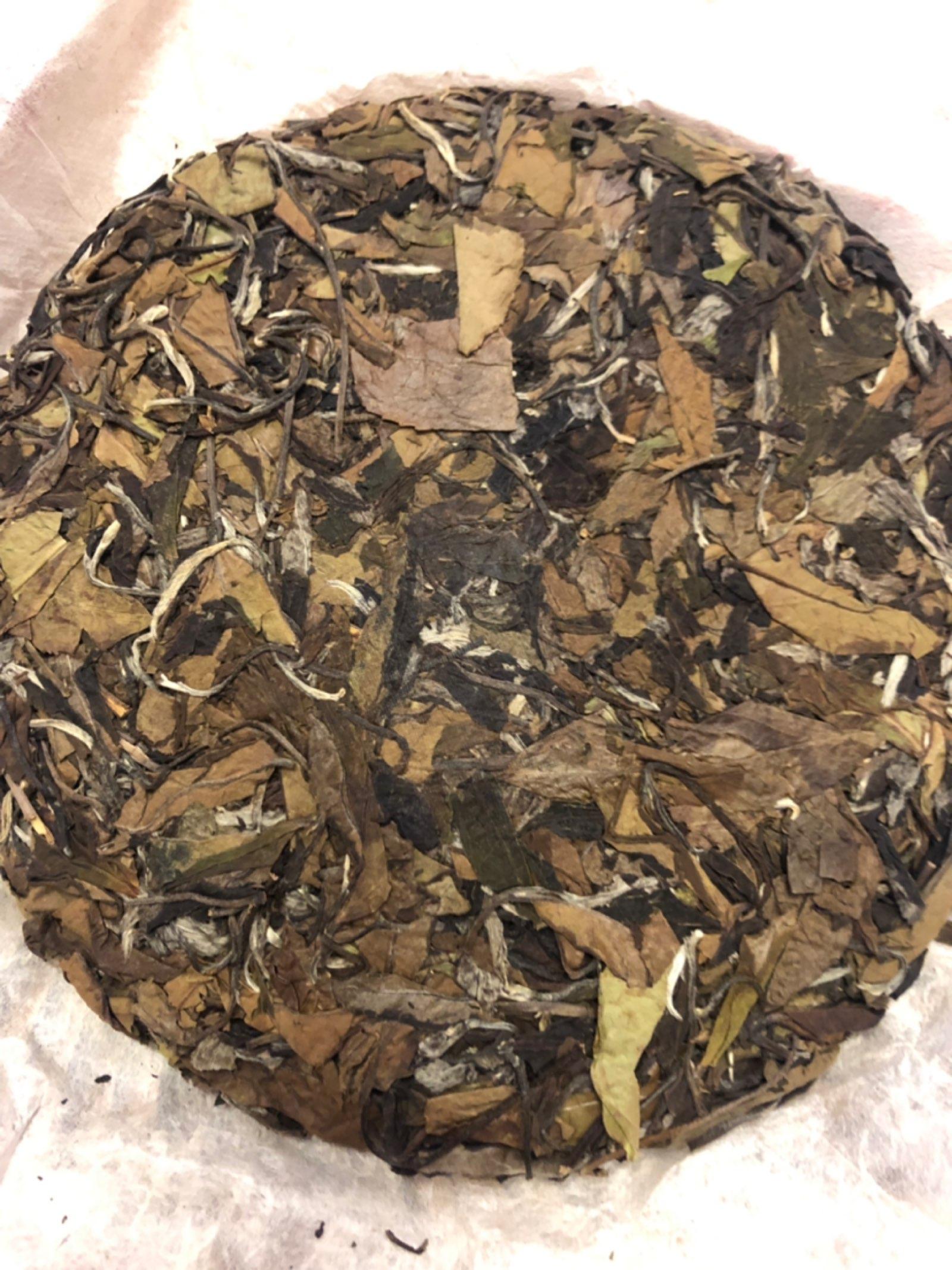 白茶·寿眉