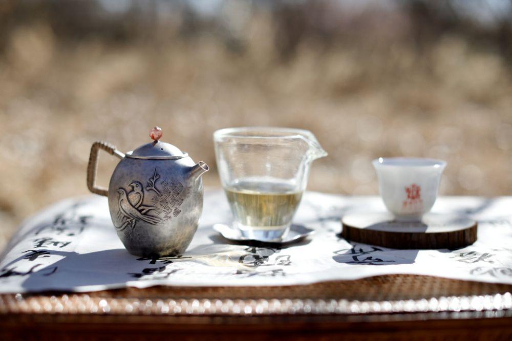 不如喫茶|申时茶会 望雪寻梅