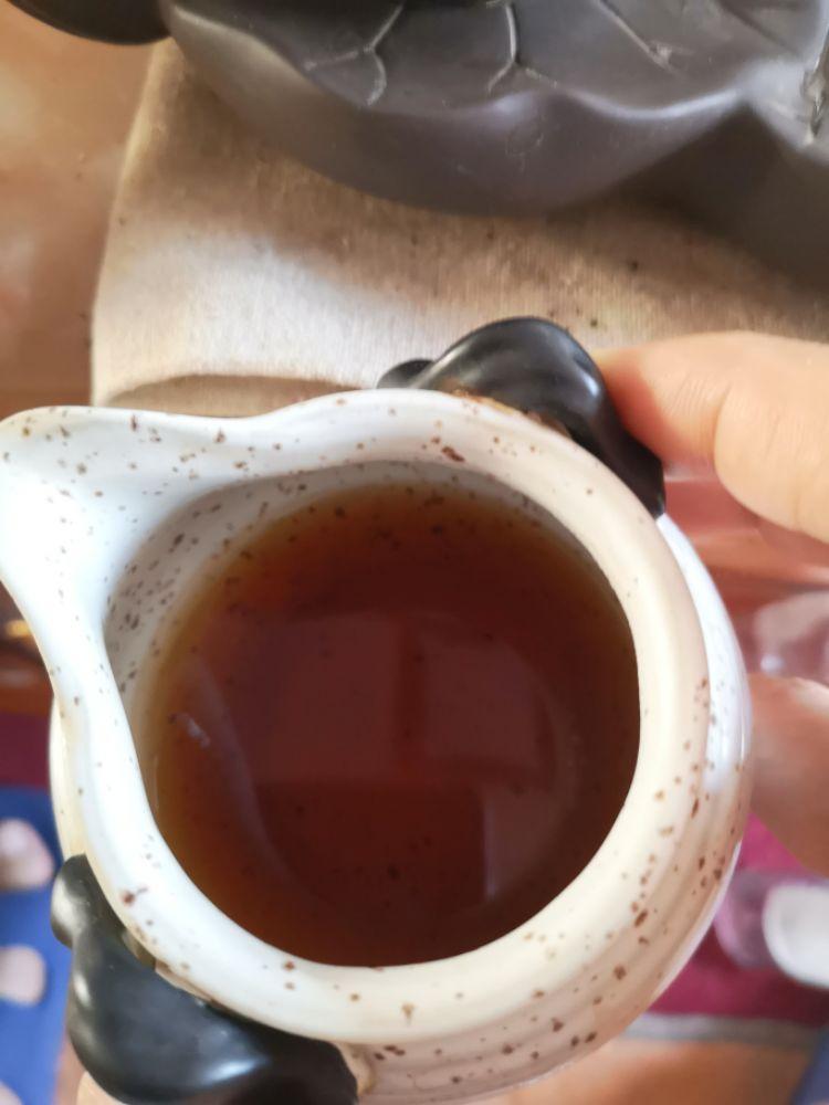 【我茶之我鉴】六堡茶…七年陈