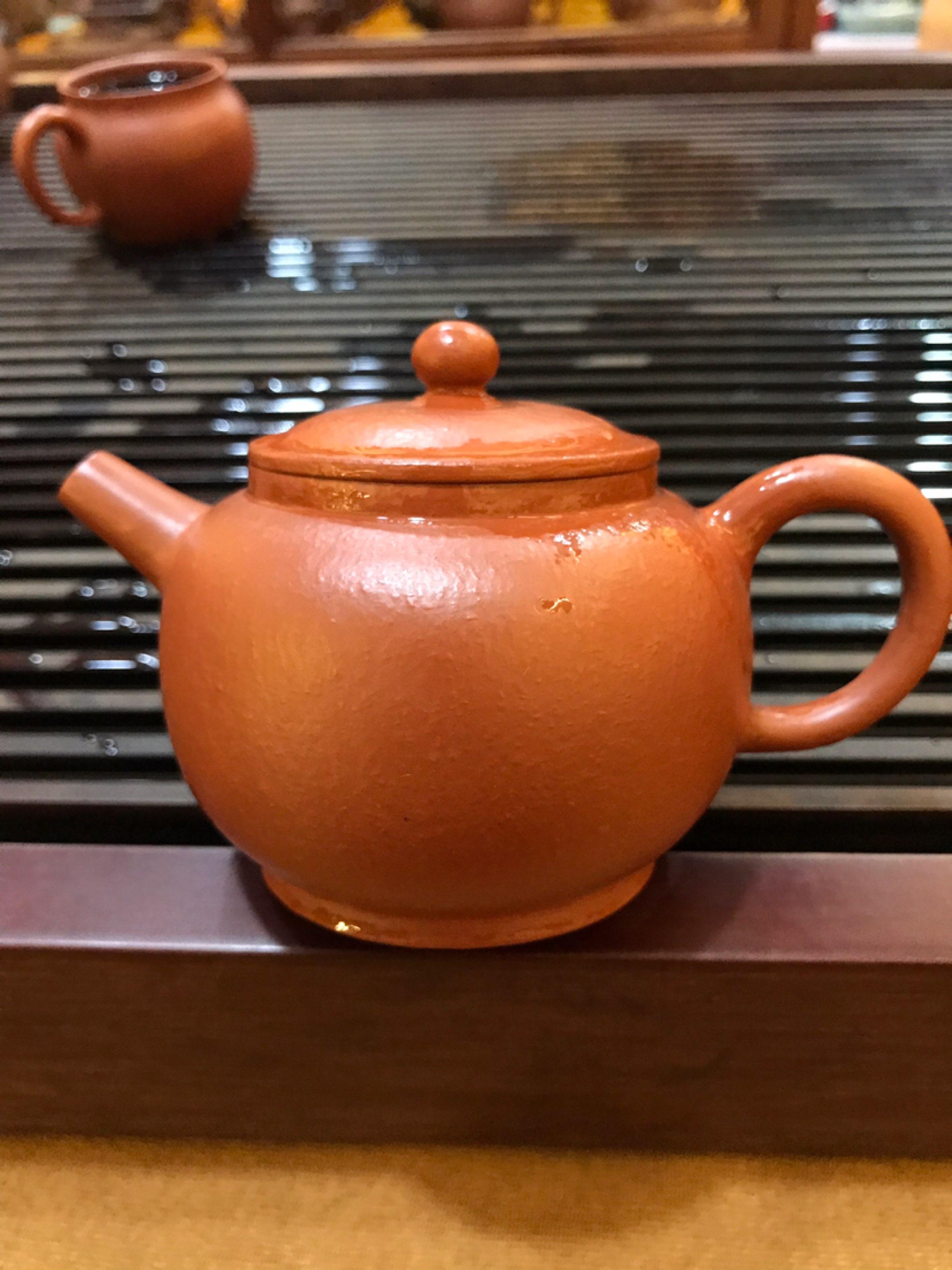 紫砂与茶绝配
