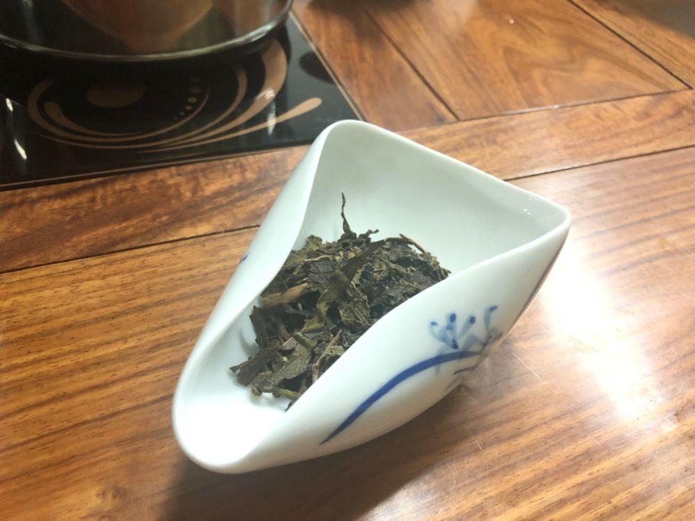 黑茶的生茶与熟茶