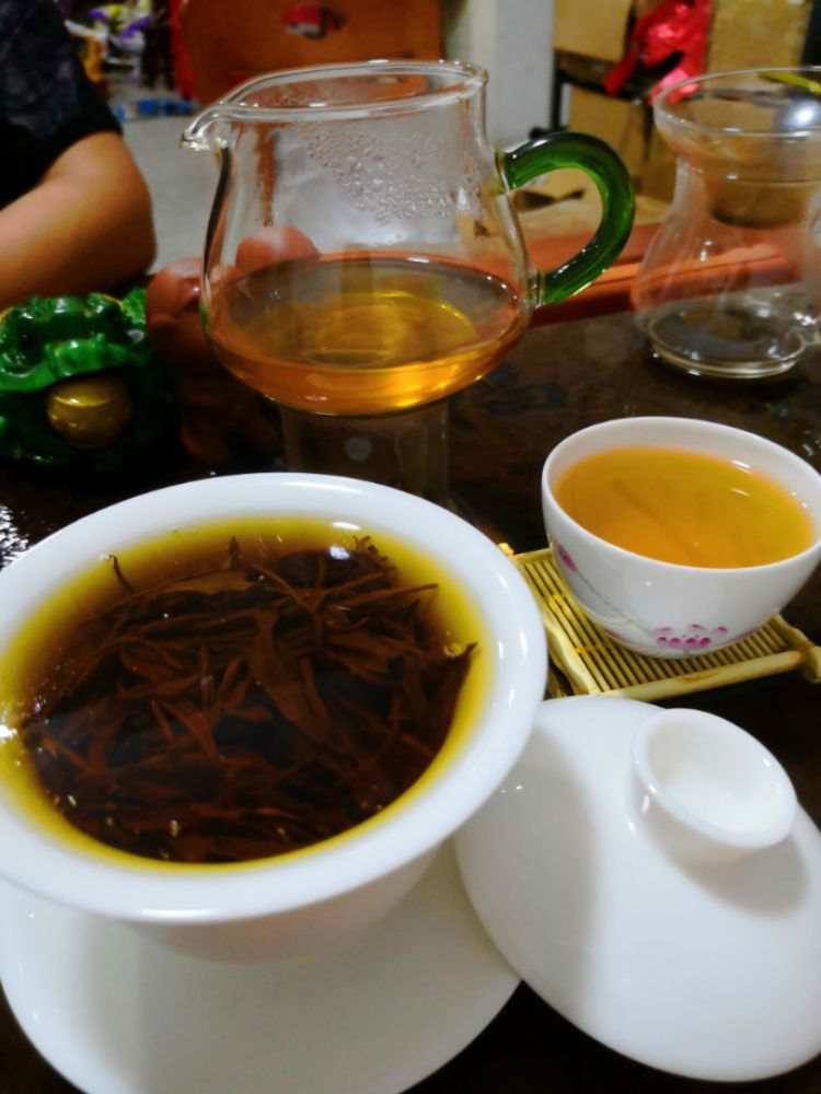 安化农家红茶