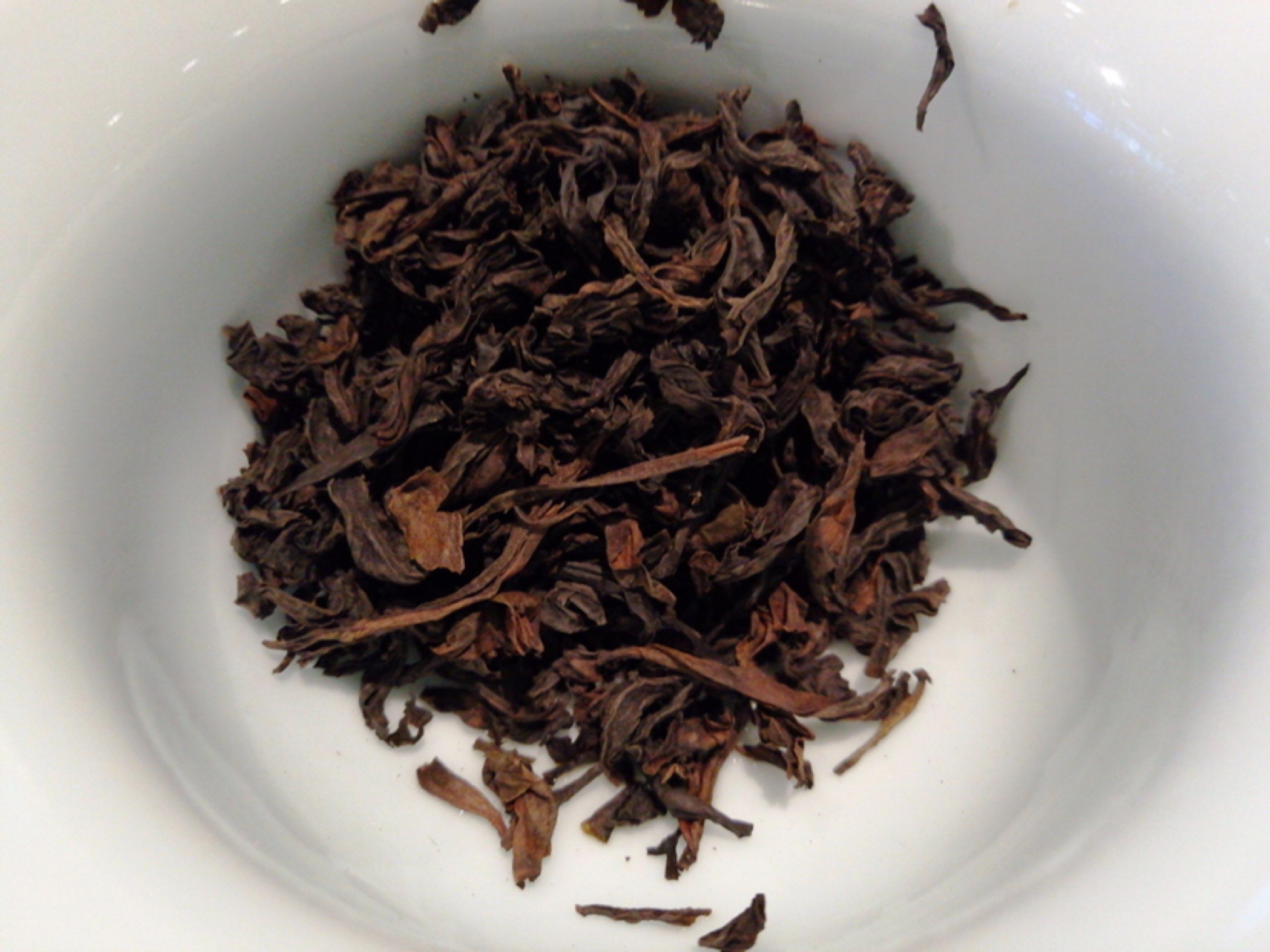 学习武夷岩茶