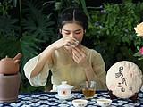 今日大暑,天气酷热,宜在家中喝茶!