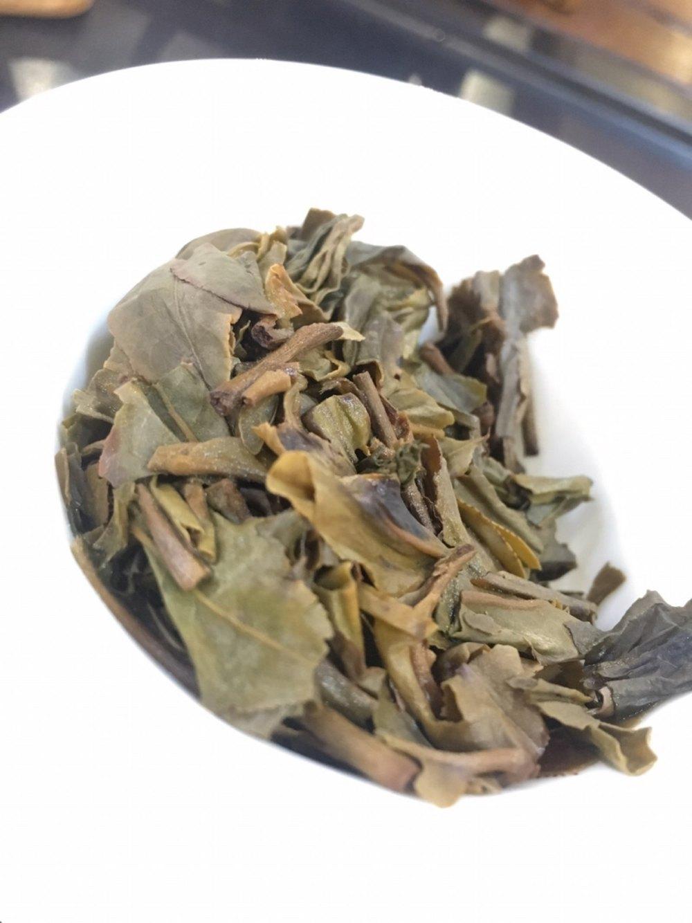 选一处风景,品一款自己爱喝的茶