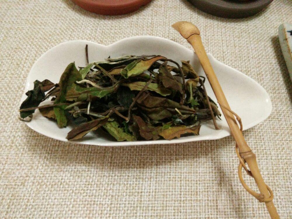 一样的白茶不一样的秋香