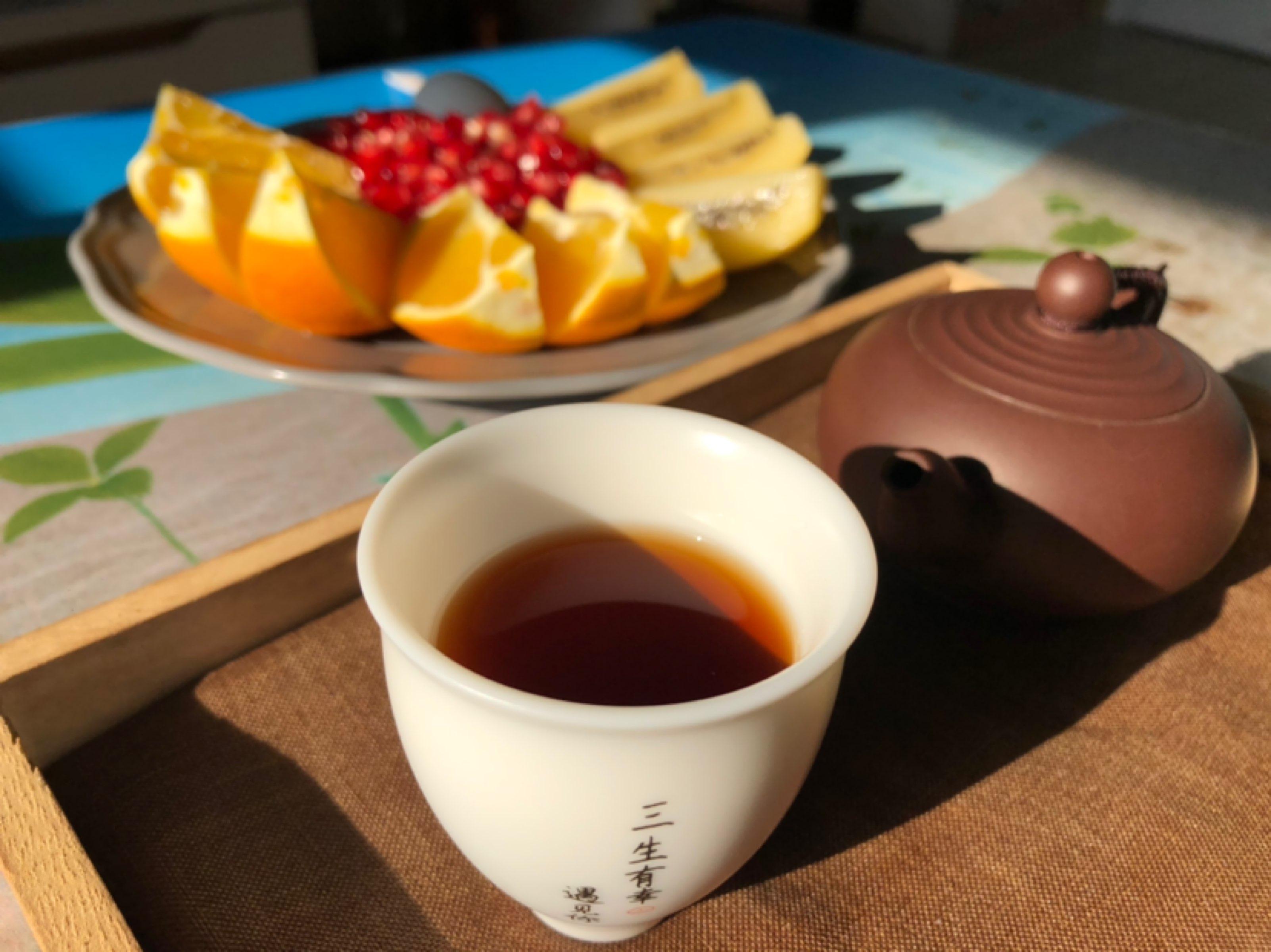 今日份的茶