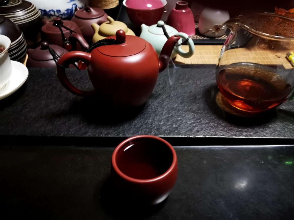 一壶茶的时光