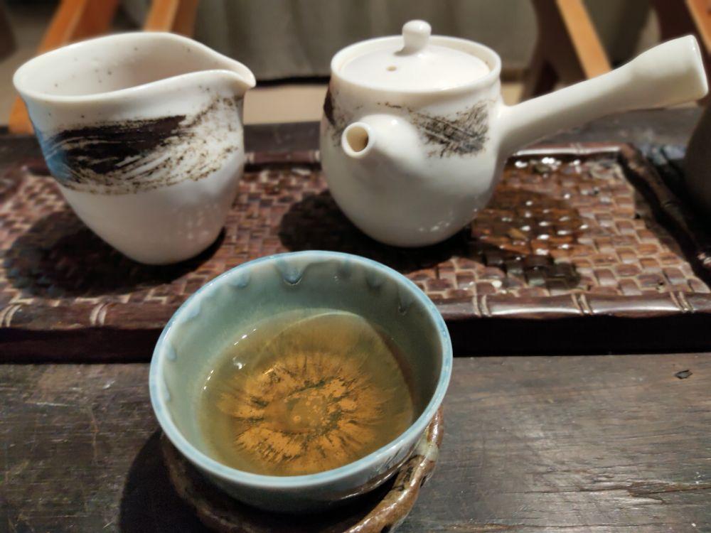 周末日常喝茶