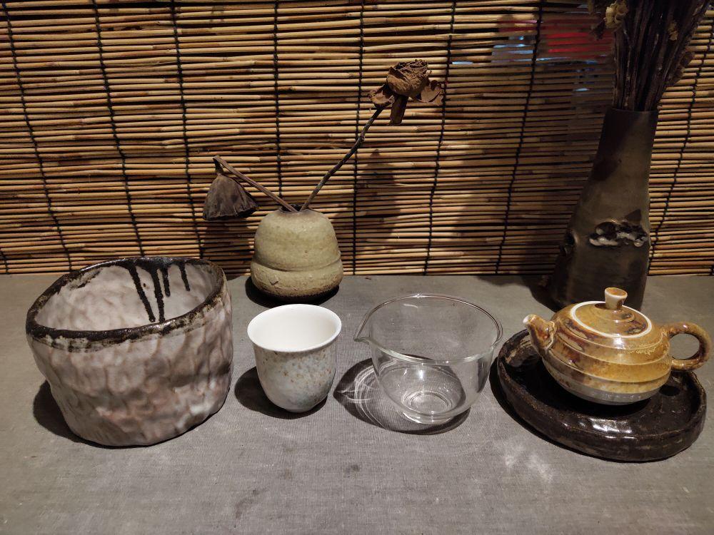 周末日常喝喝茶拍拍照
