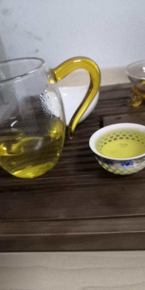 今天喝的,茶友们猜猜什么茶哦