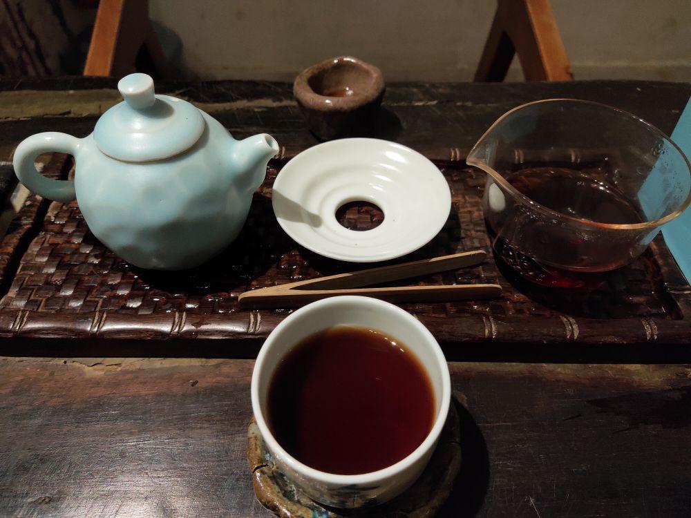 下午茶时间~