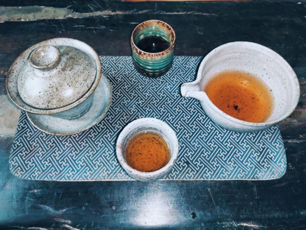 有茶的日子里,一切都变得饱满……