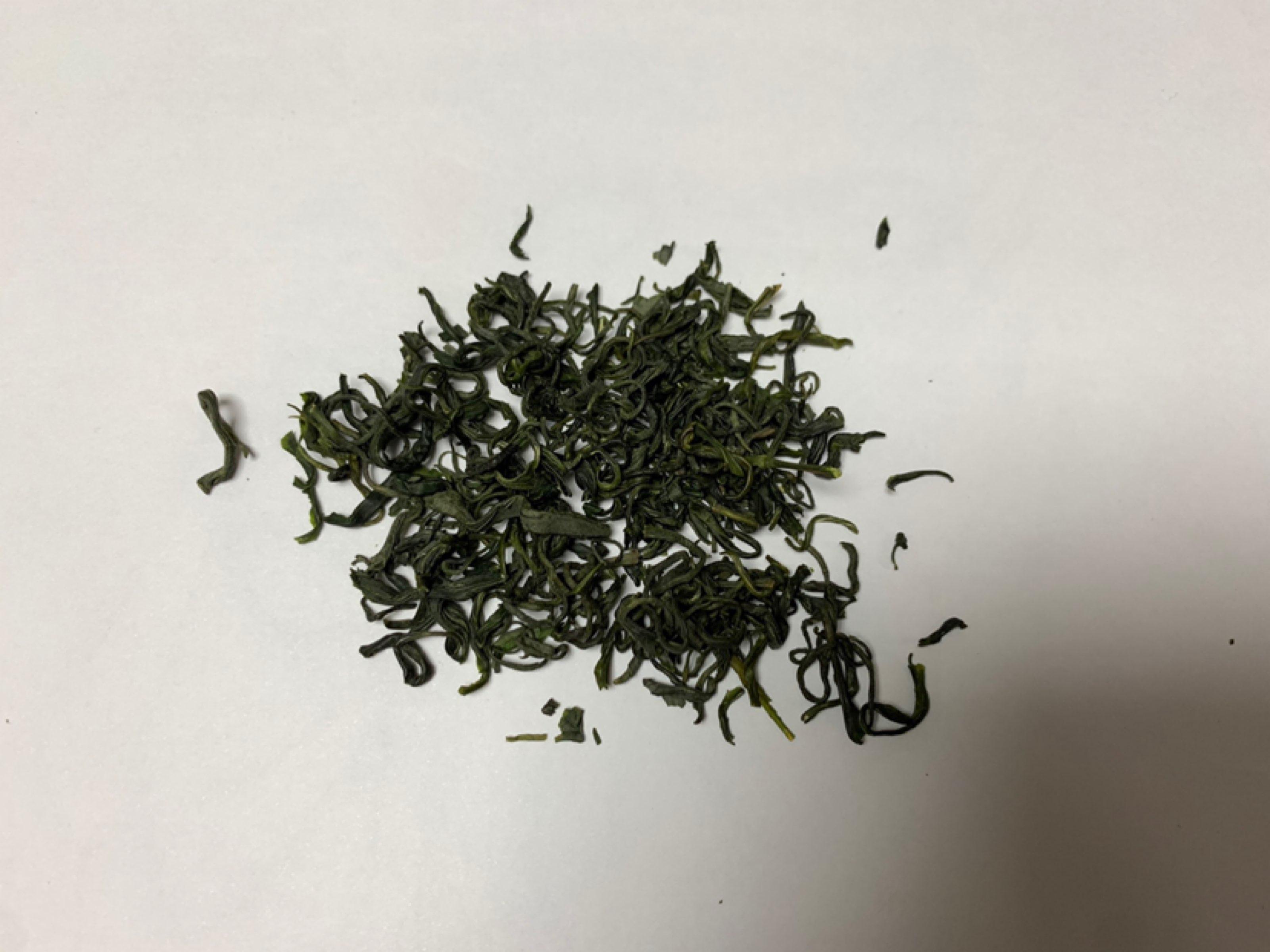请教;这是什么茶?叫什么名字?