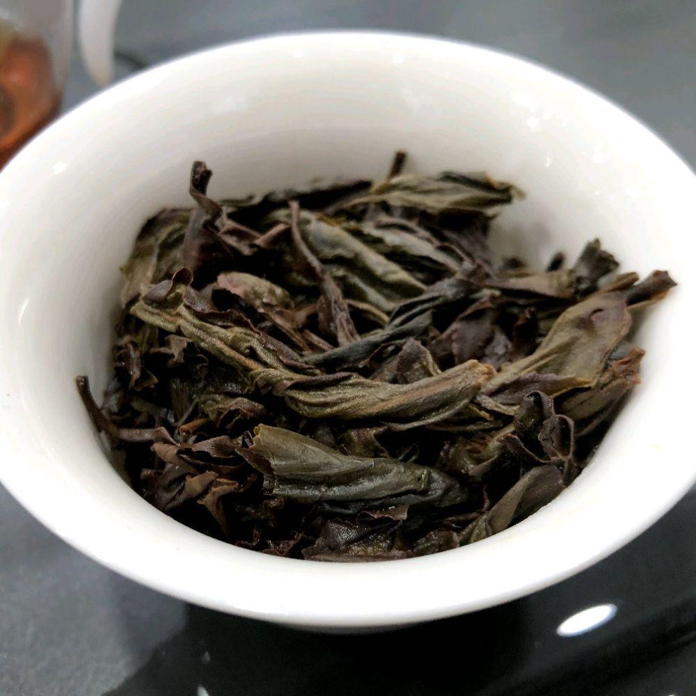武夷岩茶老丛水仙