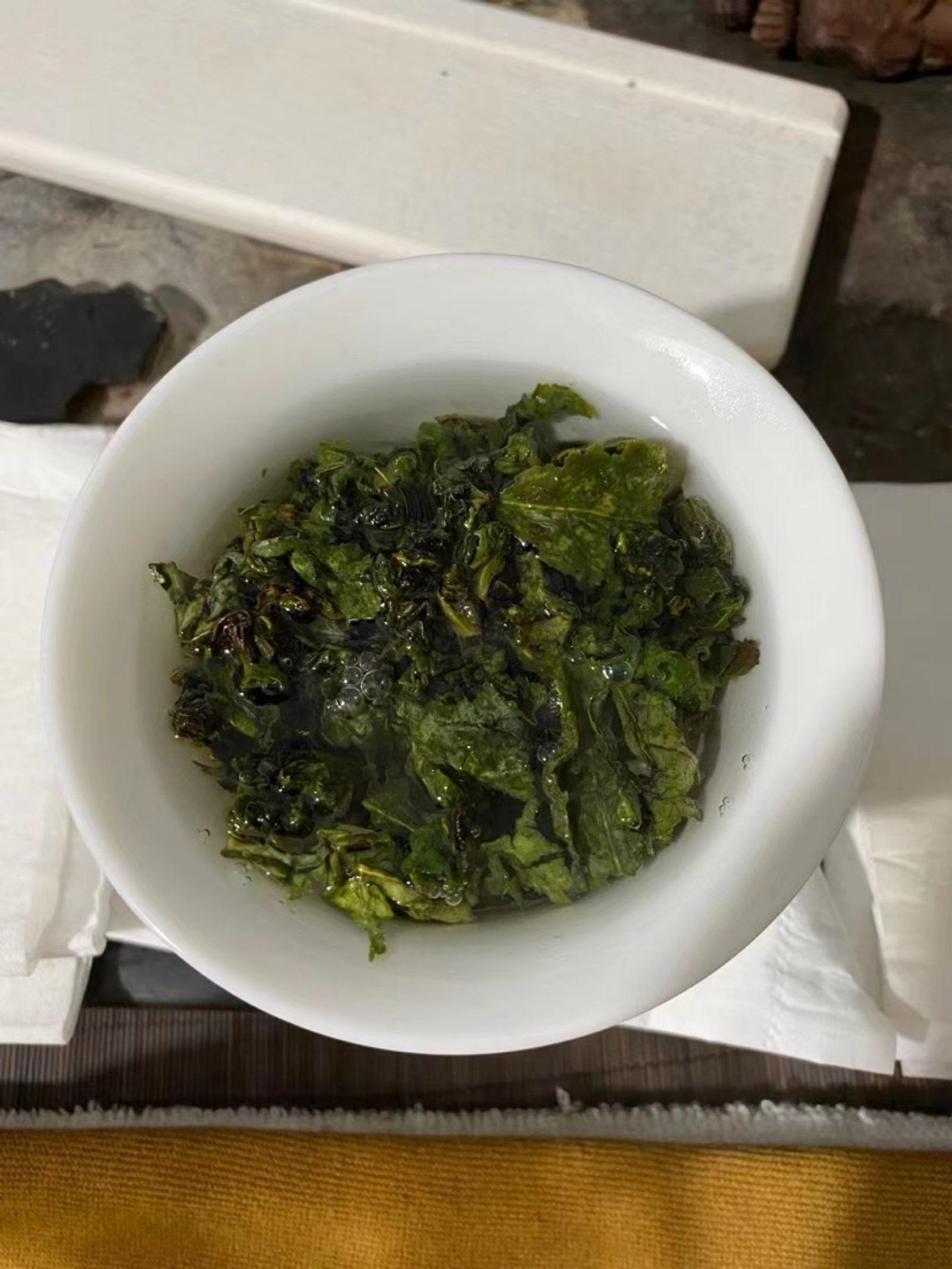 安溪铁观音清香型春茶